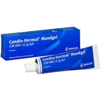 Candio-Hermal Mundgel Gel