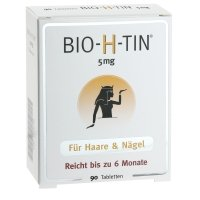 Bio H Tin 5 mg für 6 Monate Tabletten