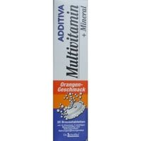Additiva Multivitamin + Mineral Brausetabletten