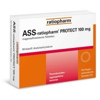 Ass ratiopharm Protect magensaftresistent